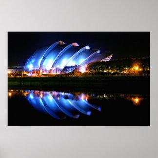 Glasgow Clyde Auditorium Poster