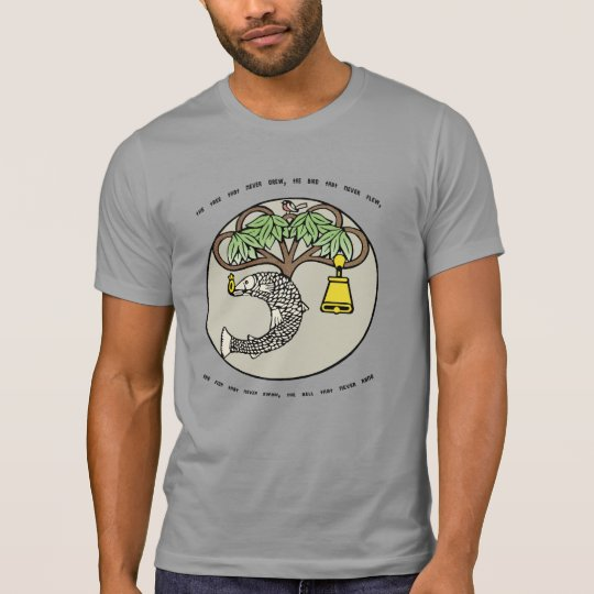 Glasgow Coat of Arms Ditty T-Shirt