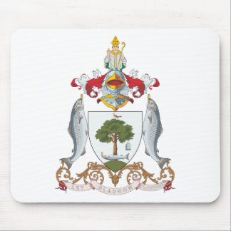 Glasgow Coat of Arms Mouse Mat