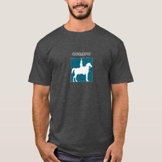 Glasgow Duke of Wellington Blue Circle T-Shirt