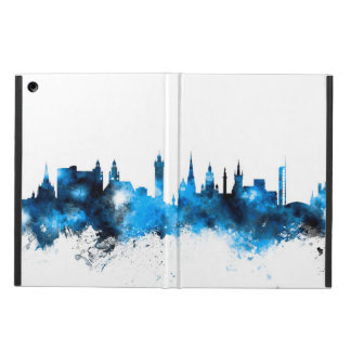 Glasgow Scotland Skyline iPad Air Cover
