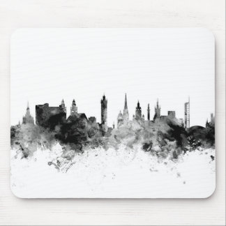 Glasgow Scotland Skyline Mouse Mat