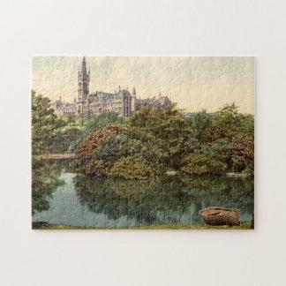 Glasgow University, Glasgow, Scotland Jigsaw Puzzle