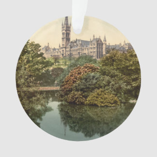 Glasgow University, Glasgow, Scotland Ornament