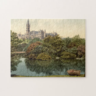 Glasgow University, Glasgow, Scotland Puzzles