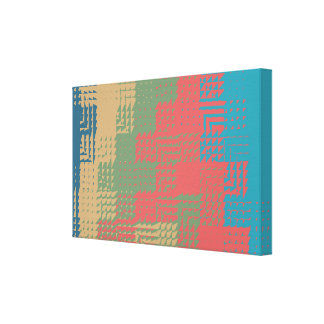 Glass abstract design canvas prints