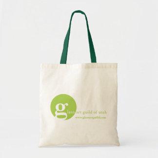 Glass Art Guild of Utah Tote Bag