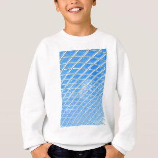 Glass background sweatshirt
