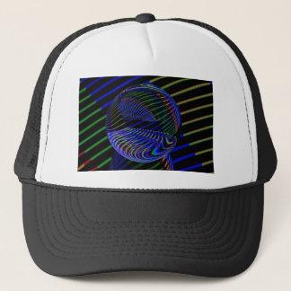 Glass Ball Lines Trucker Hat