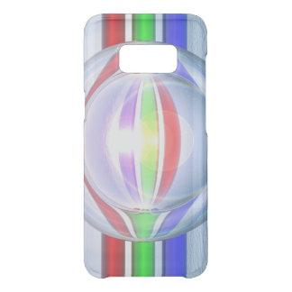 Glass-Balls RGB-Reflections 1 Uncommon Samsung Galaxy S8 Case