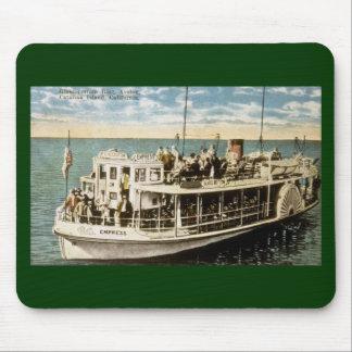 Glass Bottom Boat, Avalon, Catalina Island, CA Mouse Mat