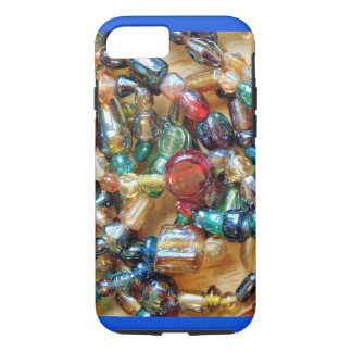 Glass Candy Beads Apple iPhone Case