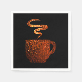 Glass Coffee Napkins Paper Napkins