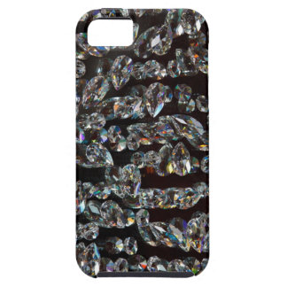 Glass Crystals Reflection iPhone 5 Cover