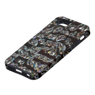 Glass Crystals Reflections Case For The iPhone 5