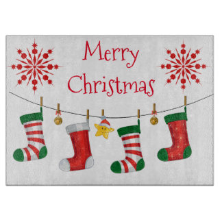 Glass Cutting Board/Ornaments Cutting Board