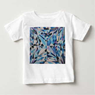 Glass Diamond Baby Fine Jersey T-Shirt