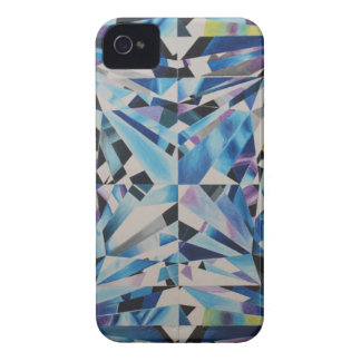 Glass Diamond iPhone 4, Barely There Phone Case
