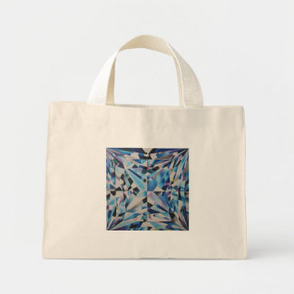 Glass Diamond Tiny Tote