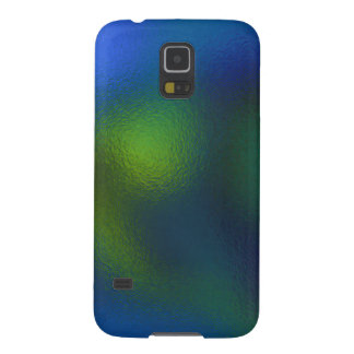 Glass Distort (11 of 12) (Green) Galaxy S5 Cases