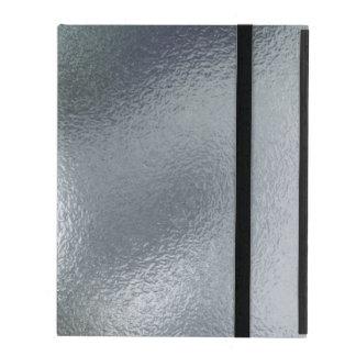 Glass Distort (11 of 12) (White) iPad Folio Case