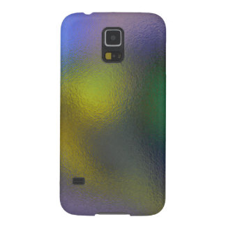 Glass Distort (11 of 12) (Yellow) Galaxy S5 Case
