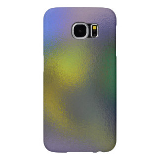 Glass Distort (11 of 12) (Yellow) Samsung Galaxy S6 Cases