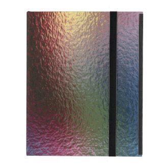 Glass Distort (1 of 12) iPad Folio Case