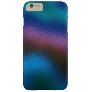 Glass Distort (2 of 12) (Blue) Barely There iPhone 6 Plus Case