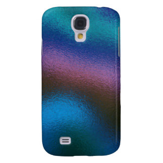Glass Distort (2 of 12) (Blue) Galaxy S4 Case