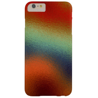 Glass Distort (2 of 12) (Red) Barely There iPhone 6 Plus Case