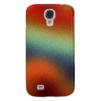 Glass Distort (2 of 12) (Red) Galaxy S4 Case