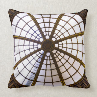 Glass Dome Architecture, National Gallery Cushion