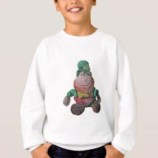 Glass Effect Leprechaun Sweatshirt