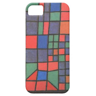 Glass Facade by Paul Klee iPhone 5 Covers