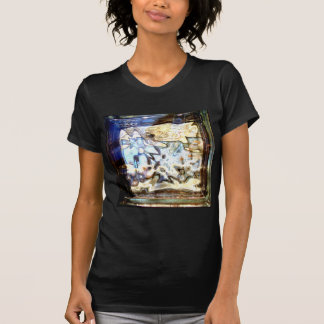 Glass Flowers Abstract Designer Accents Tees