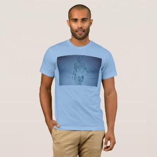 Glass Girl Design T-Shirt