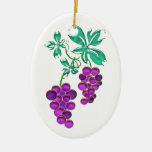 Glass Grapes