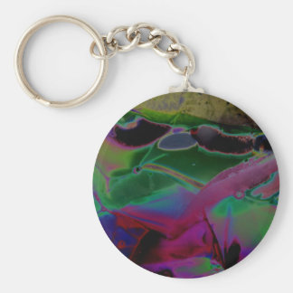 Glass illusion digital art Gifts Keychains