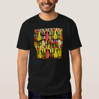 Glass in the Window T Shirts