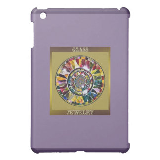 Glass Jewelry Decorative Art iPad Case