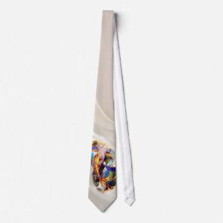 Glass Koi Fish Japan Art Beautiful Wedding Tie