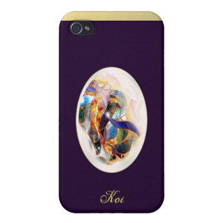 Glass Koi Luxury Fashion  iPhone 4/4S Cover