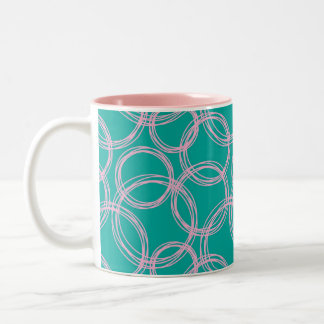 Glass marks mug