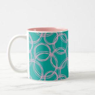 Glass marks mug