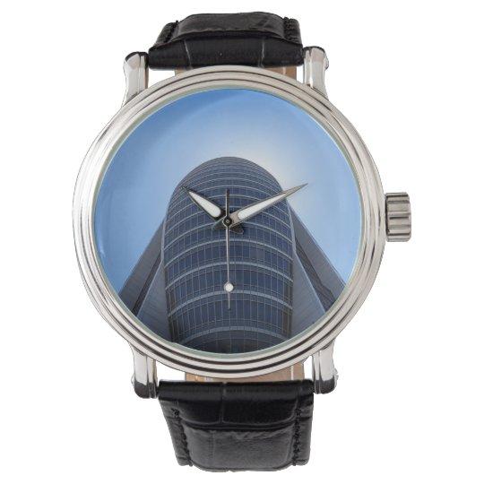 Glass Monster Wristwatch