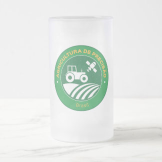 Glass mug Fosco AP Brazil