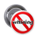 Glass No Whining Pins