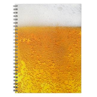 Glass of Beer #1 Notebook