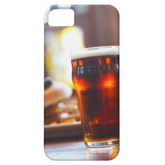 Glass of beer barely there iPhone 5 case